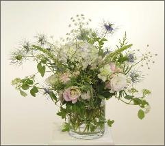 English Garden Bouquet (delivered to Marin General Hospital, Greenbrae)