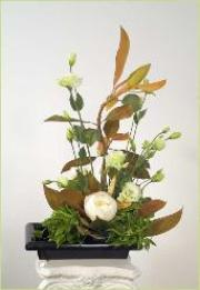 three sisters Ikebana C